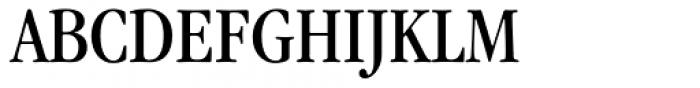 ITC Garamond Std Book Narrow Font UPPERCASE