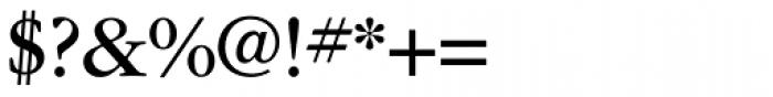 ITC Garamond Std Book Font OTHER CHARS