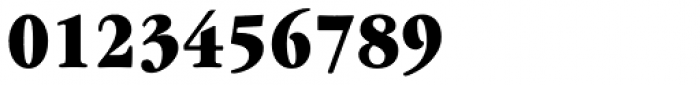 ITC Garamond Std Ultra Narrow Font OTHER CHARS