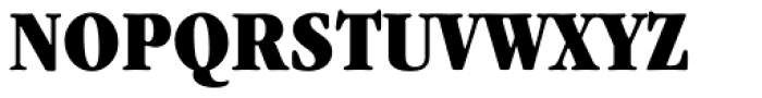ITC Garamond Std Ultra Narrow Font UPPERCASE