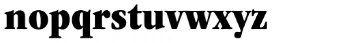 ITC Garamond Std Ultra Narrow Font LOWERCASE