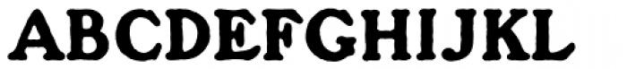 ITC Gorilla Font UPPERCASE
