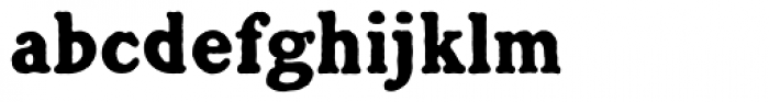 ITC Gorilla Font LOWERCASE