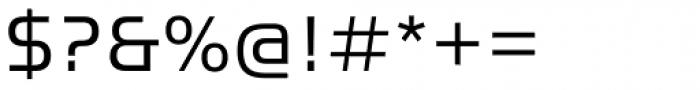 ITC Handel Gothic Arabic Font OTHER CHARS