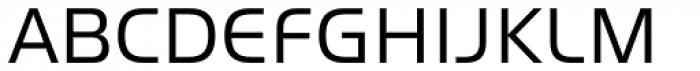 ITC Handel Gothic Pro Regular Font UPPERCASE