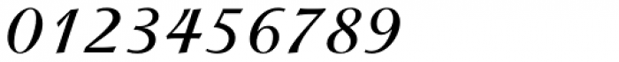 ITC Isadora Std Bold Font OTHER CHARS