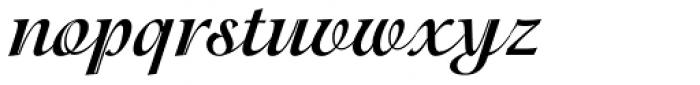 ITC Isadora Std Bold Font LOWERCASE