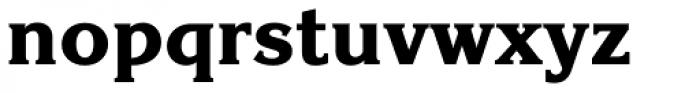 ITC Korinna Std ExtraBold Font LOWERCASE