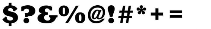 ITC Korinna Std Heavy Font OTHER CHARS
