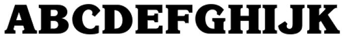 ITC Korinna Std Heavy Font UPPERCASE