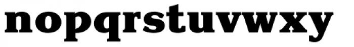 ITC Korinna Std Heavy Font LOWERCASE