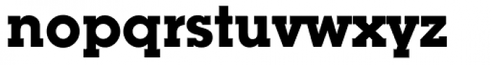 ITC Lubalin Graph Bold Font LOWERCASE