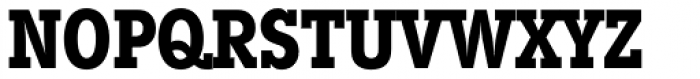 ITC Lubalin Graph Std Condensed Bold Font UPPERCASE