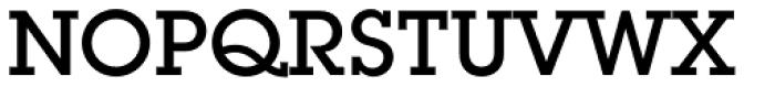 ITC Lubalin Graph Std Medium Font UPPERCASE
