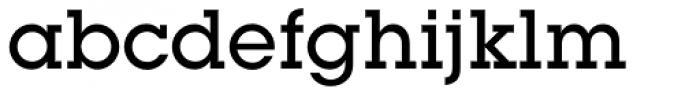 ITC Lubalin Graph Std Medium Font LOWERCASE