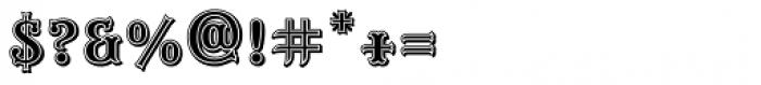 ITC Masquerade Std Regular Font OTHER CHARS
