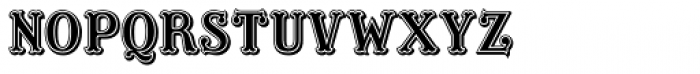 ITC Masquerade Std Regular Font LOWERCASE