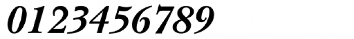 ITC New Baskerville Bold Italic Font OTHER CHARS