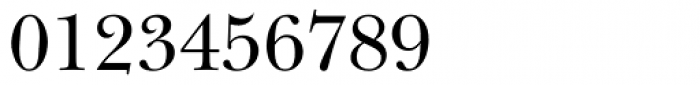 ITC New Baskerville Font OTHER CHARS