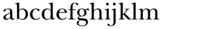ITC New Baskerville Font LOWERCASE
