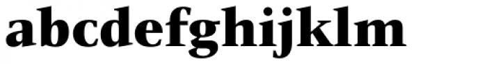 ITC New Veljovic Pro Black Font LOWERCASE