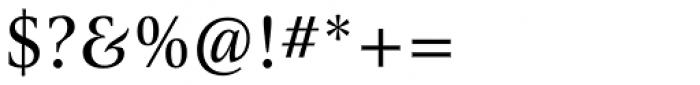 ITC New Veljovic Pro Cn Regular Font OTHER CHARS