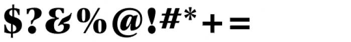 ITC New Veljovic Pro Cond Black Font OTHER CHARS