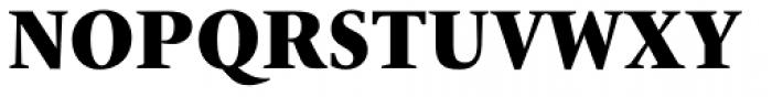 ITC New Veljovic Pro Cond Black Font UPPERCASE