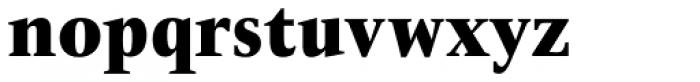 ITC New Veljovic Pro Cond Black Font LOWERCASE