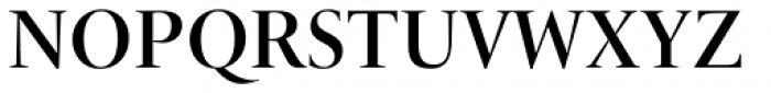 ITC New Veljovic Pro Disp Md Font UPPERCASE