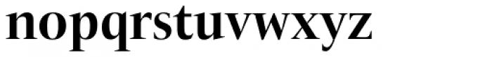 ITC New Veljovic Pro Display Bd Font LOWERCASE