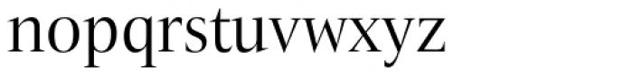 ITC New Veljovic Pro Display Bk Font LOWERCASE