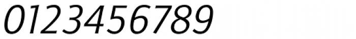 ITC Quay Sans Com Book Italic Font OTHER CHARS