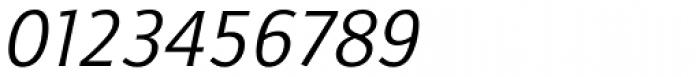 ITC Quay Sans Pro Book Italic Font OTHER CHARS