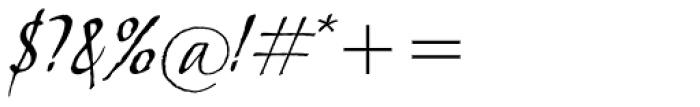 ITC Skylark Font OTHER CHARS