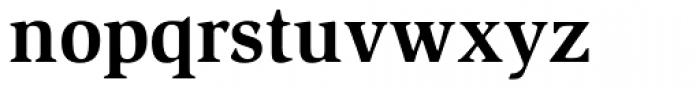 ITC Slimbach Bold Font LOWERCASE