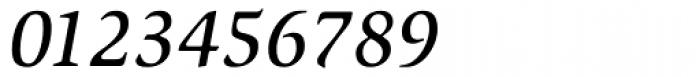 ITC Slimbach Medium Italic Font OTHER CHARS