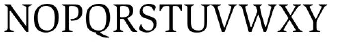 ITC Slimbach Std Book Font UPPERCASE