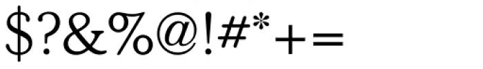 ITC Souvenir Std Light Font OTHER CHARS
