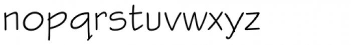 ITC Stylus Font LOWERCASE