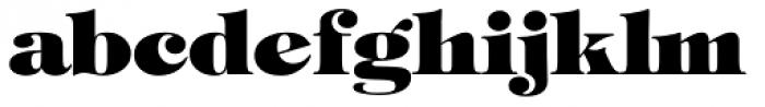 ITC Tiffany Heavy Font LOWERCASE