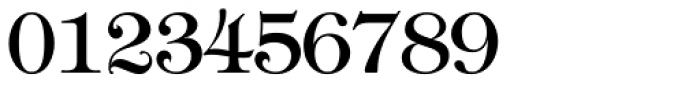 ITC Tiffany Std Font OTHER CHARS