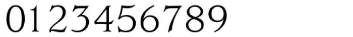 ITC Usherwood Book Font OTHER CHARS