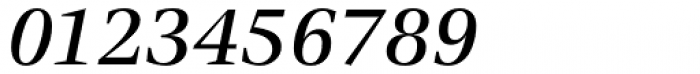 ITC Veljovic Medium Italic Font OTHER CHARS