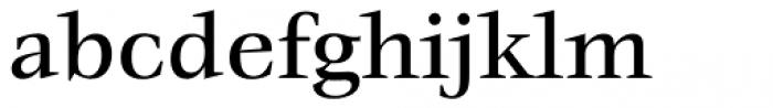 ITC Veljovic Medium Font LOWERCASE