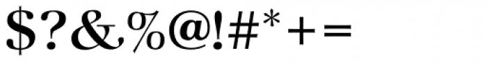 ITC Zapf Book Std Medium Font OTHER CHARS