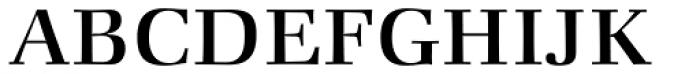 ITC Zapf Book Std Medium Font UPPERCASE