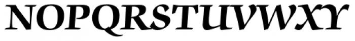 ITC Zapf Chancery Bold Font UPPERCASE