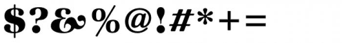 ITC Zapf International Std Heavy Font OTHER CHARS