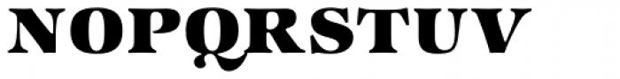 ITC Zapf International Std Heavy Font UPPERCASE